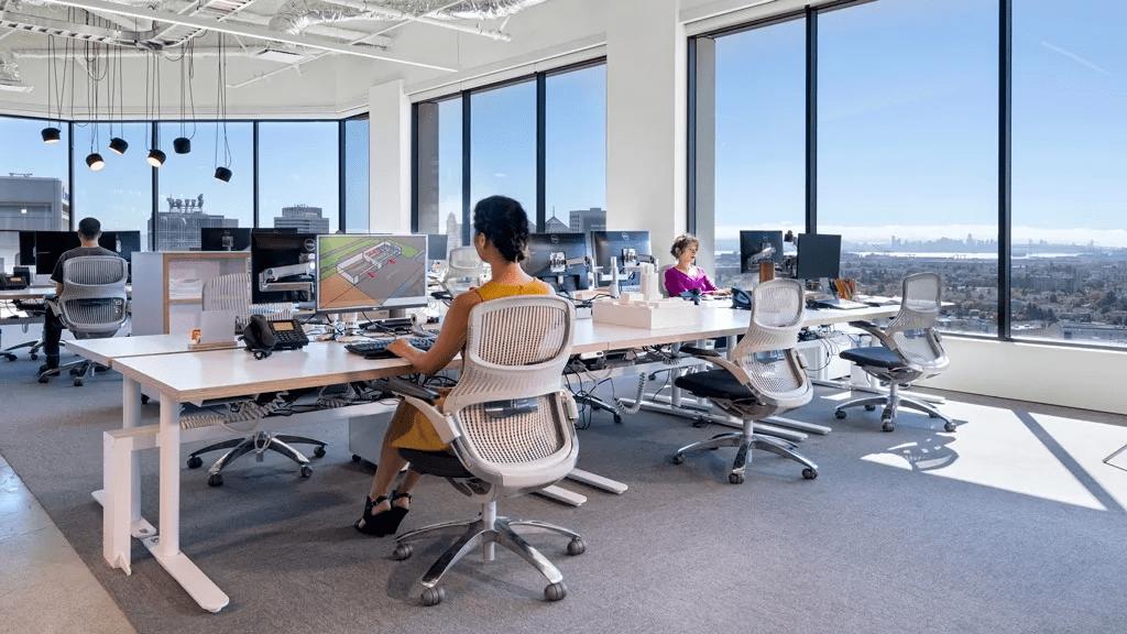 十大轉型,打造安全的辦公空間